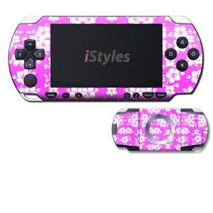 Aloha Pink PSP Skin