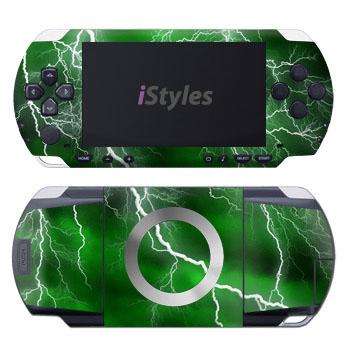 Apocalypse Green PSP Skin