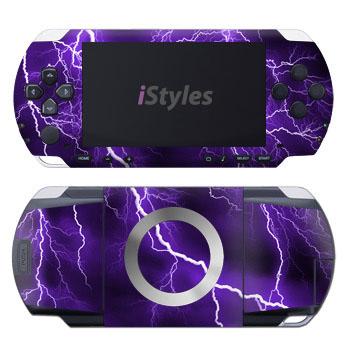 Apocalypse Violet PSP Skin