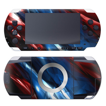 American Abstract PSP Skin