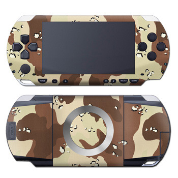 Desert Camo PSP Skin