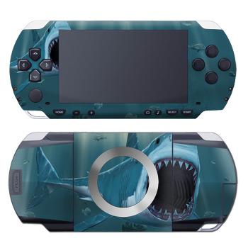 Great White PSP Skin