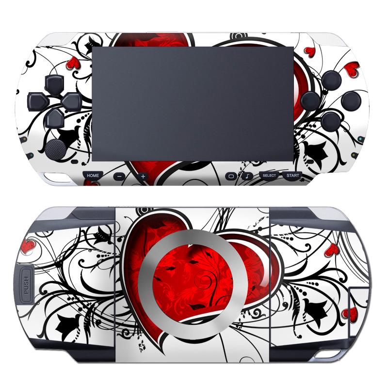 My Heart PSP Skin