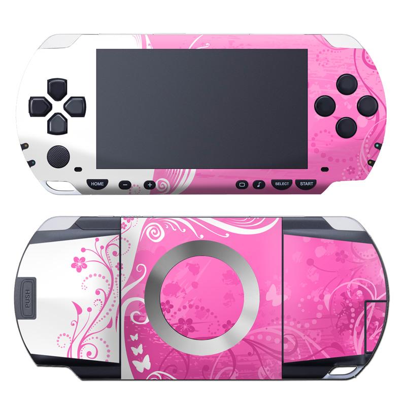 Pink Crush PSP Skin