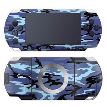 Sky Camo PSP Skin