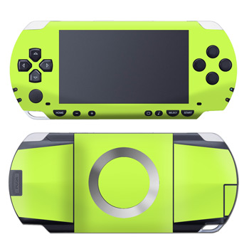 Solid State Lime PSP Skin