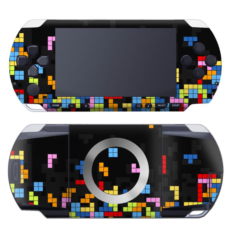 Tetrads PSP Skin