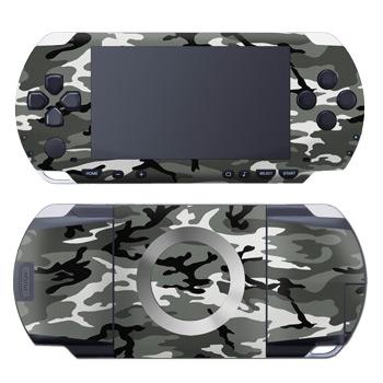 Urban Camo PSP Skin