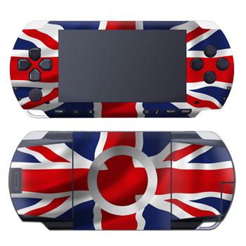 Union Jack PSP Skin