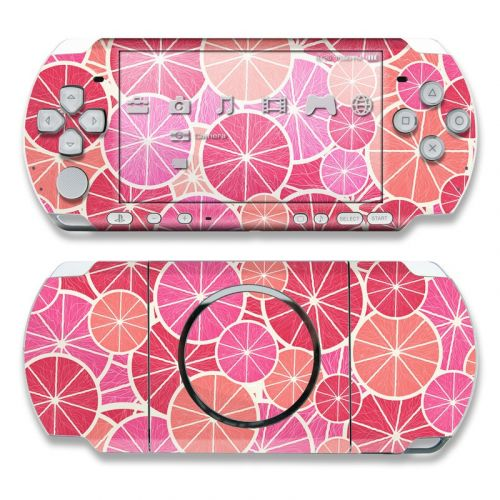 Grapefruit PSP 3000 Skin