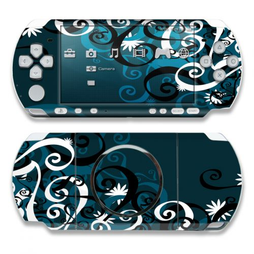 Midnight Garden PSP 3000 Skin