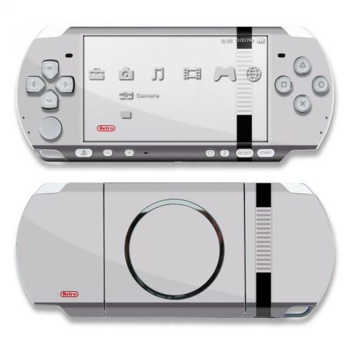 Retro Horizontal PSP 3000 Skin