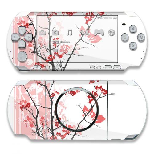 Pink Tranquility PSP 3000 Skin
