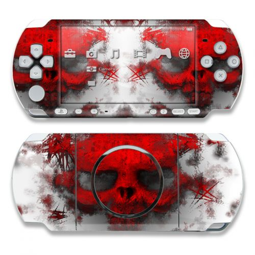 War Light PSP 3000 Skin
