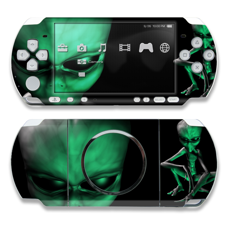 Abduction PSP 3000 Skin