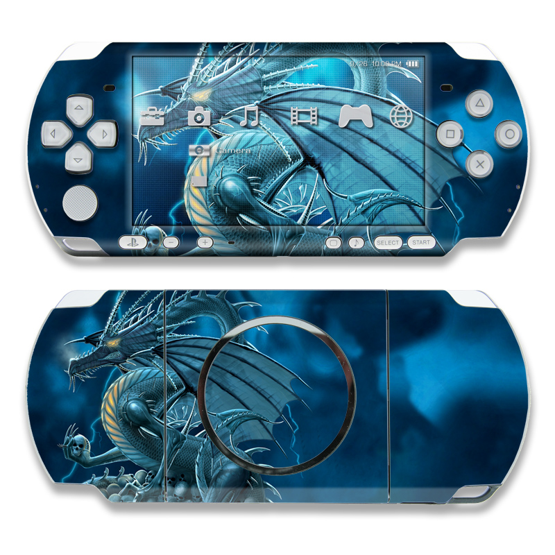 Abolisher PSP 3000 Skin