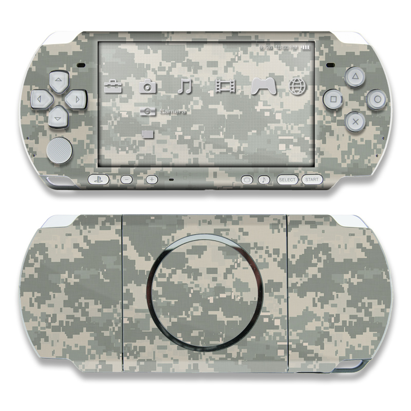 ACU Camo PSP 3000 Skin