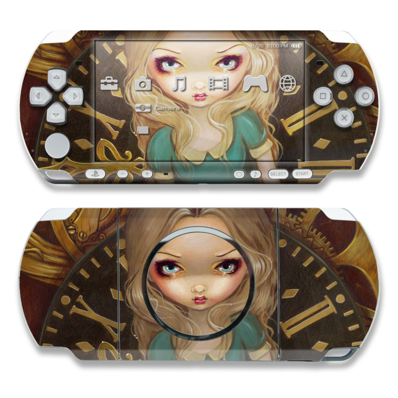 Alice Clockwork PSP 3000 Skin