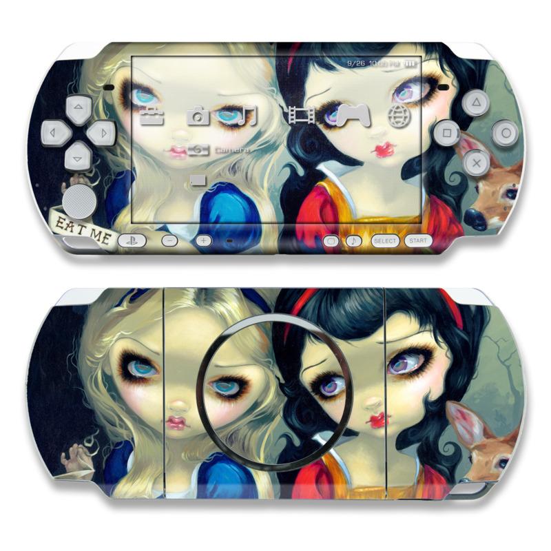 Alice & Snow White PSP 3000 Skin