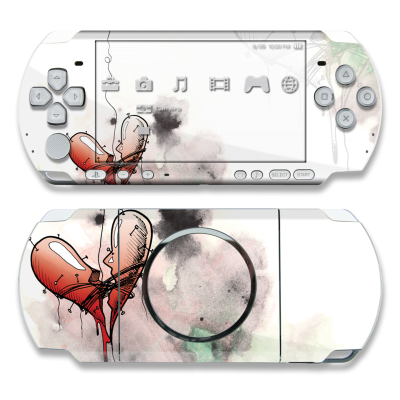 Blood Ties PSP 3000 Skin