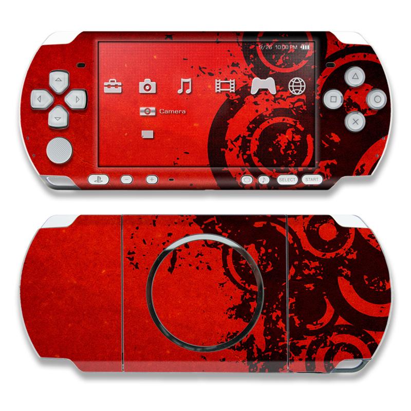 Bullseye PSP 3000 Skin