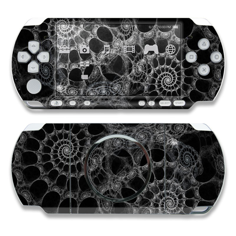 Bicycle Chain PSP 3000 Skin