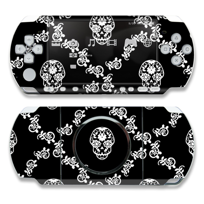 Calavera Lattice PSP 3000 Skin