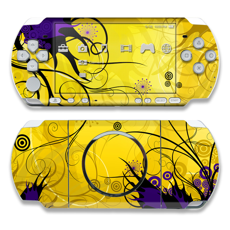 Chaotic Land PSP 3000 Skin