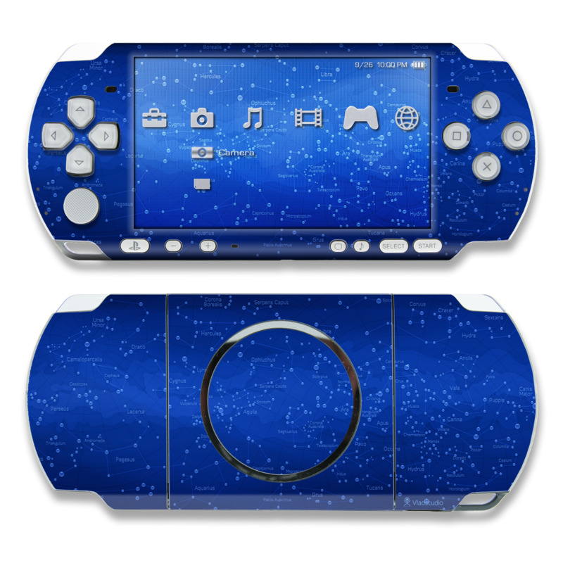 Constellations PSP 3000 Skin