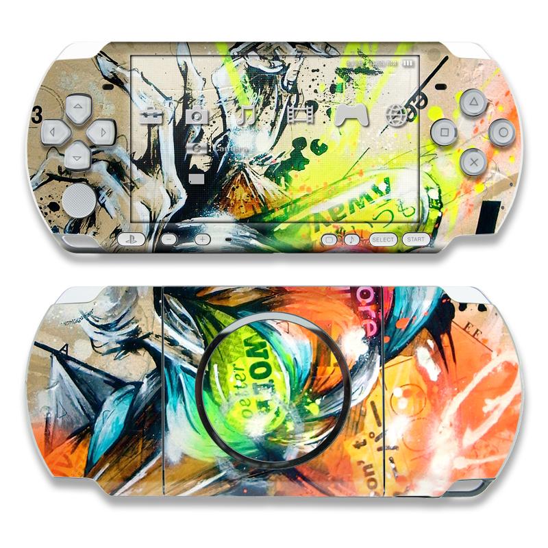 Dance PSP 3000 Skin