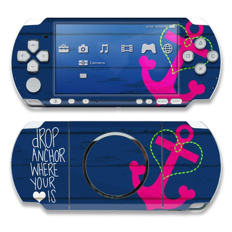 Drop Anchor PSP 3000 Skin