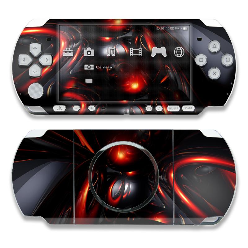 Dante PSP 3000 Skin
