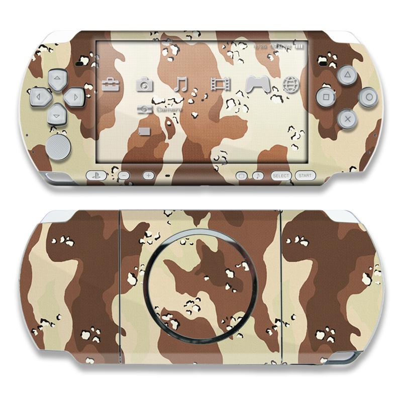 Desert Camo PSP 3000 Skin