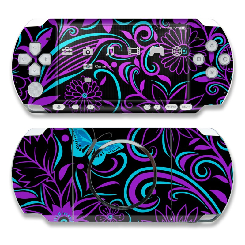 Fascinating Surprise PSP 3000 Skin