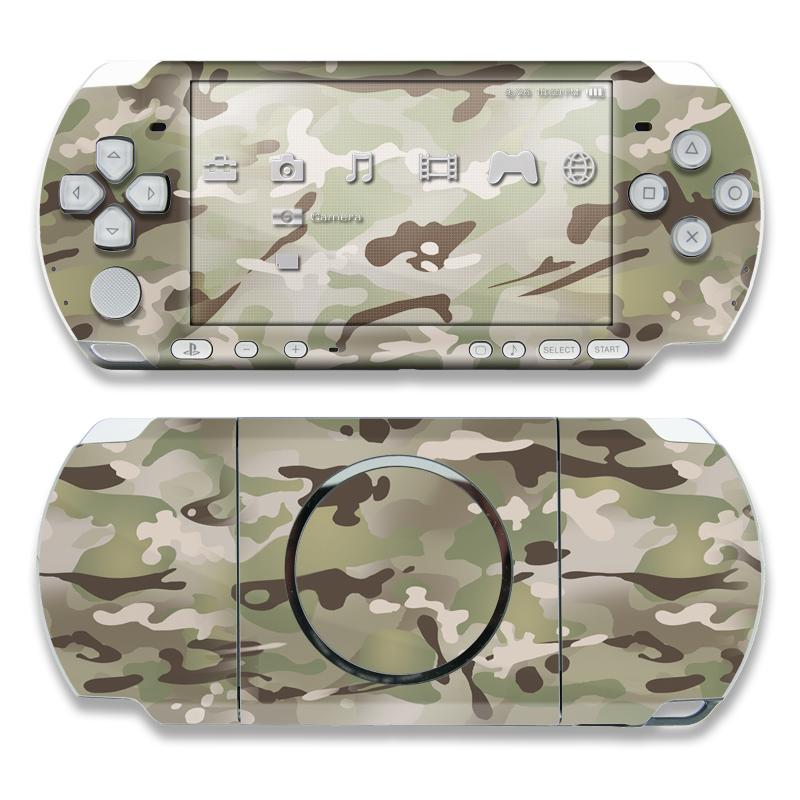 FC Camo PSP 3000 Skin