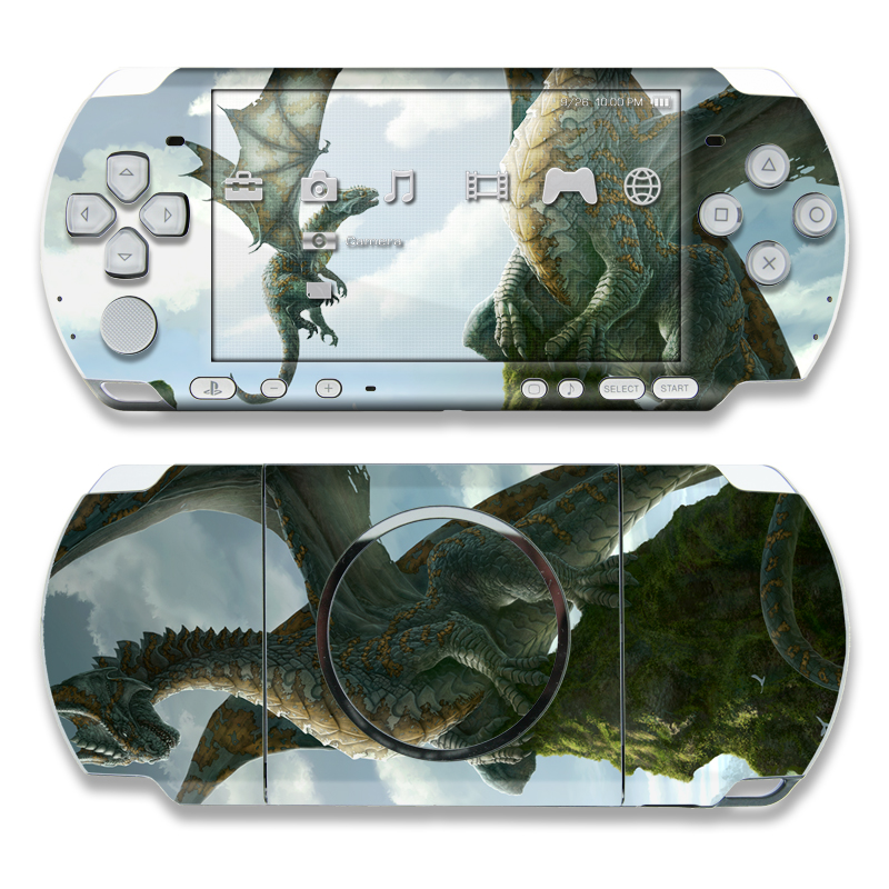 First Lesson PSP 3000 Skin