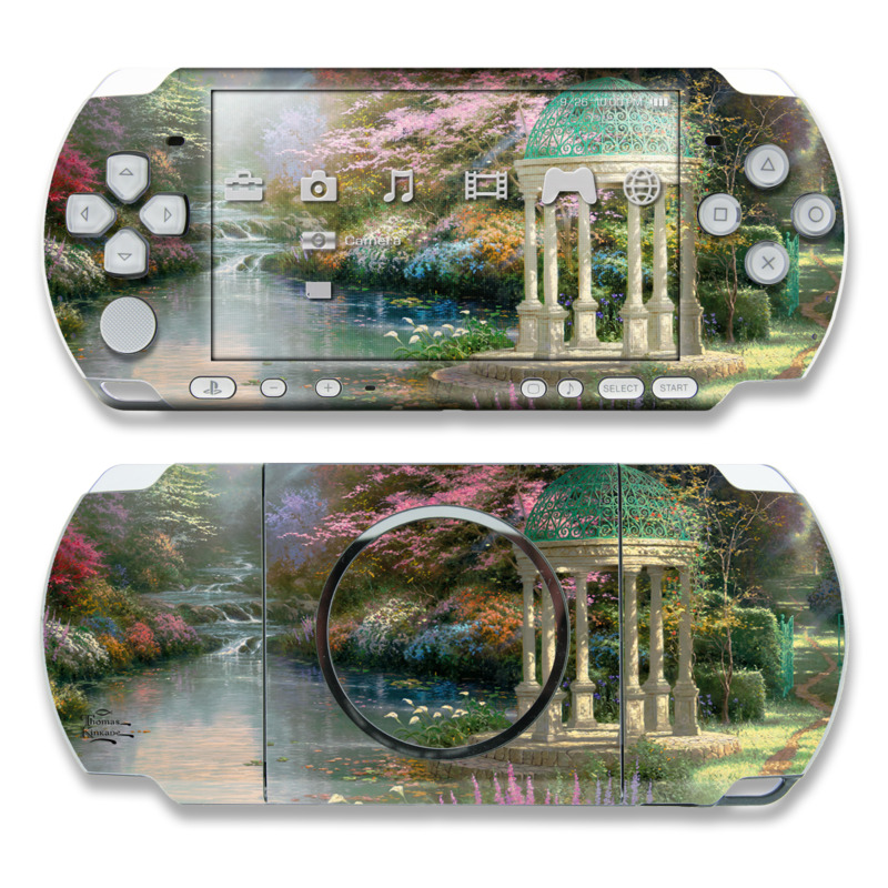 Garden Of Prayer PSP 3000 Skin
