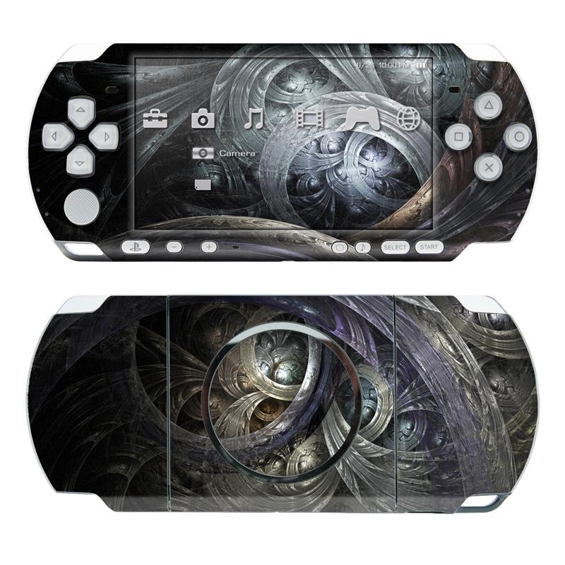 Infinity PSP 3000 Skin