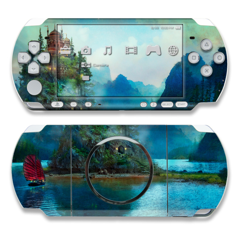 Journey's End PSP 3000 Skin