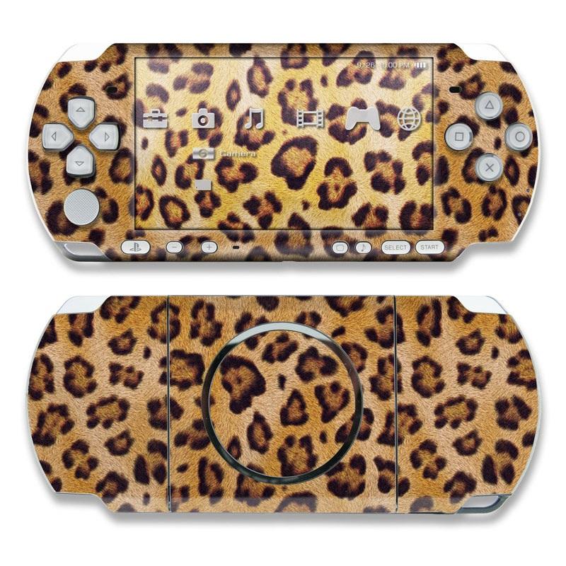 Leopard Spots PSP 3000 Skin