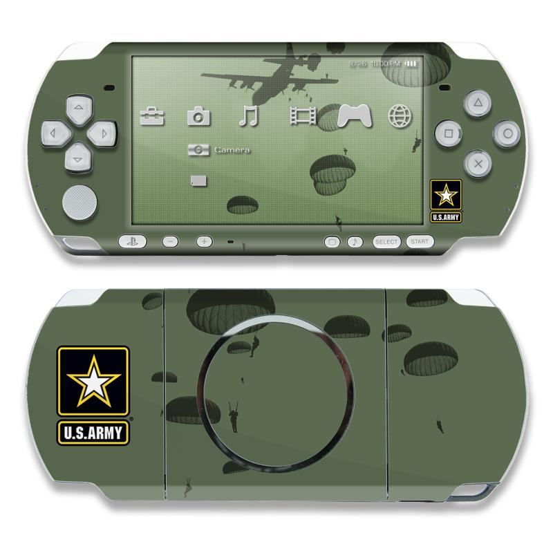 Pull The Lanyard PSP 3000 Skin