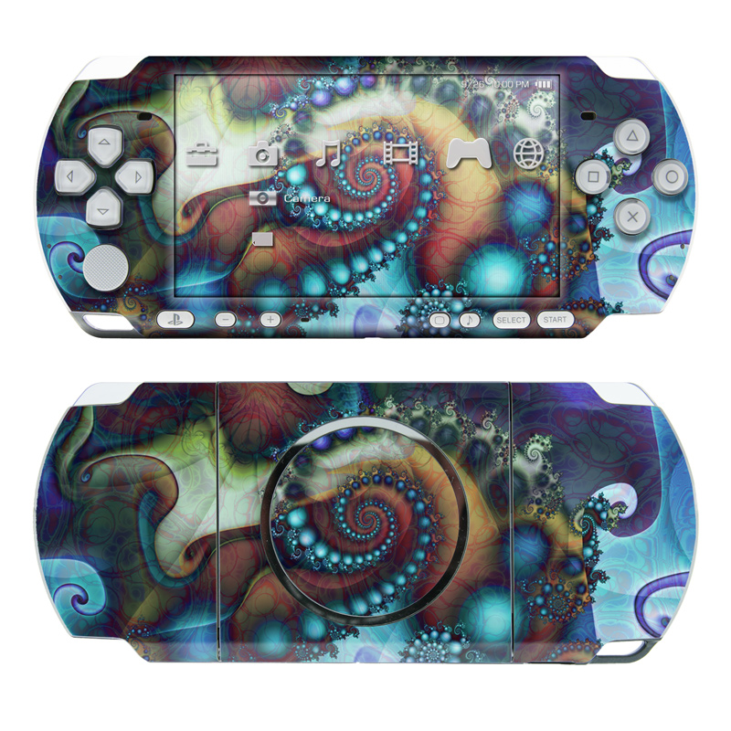 Sea Jewel PSP 3000 Skin