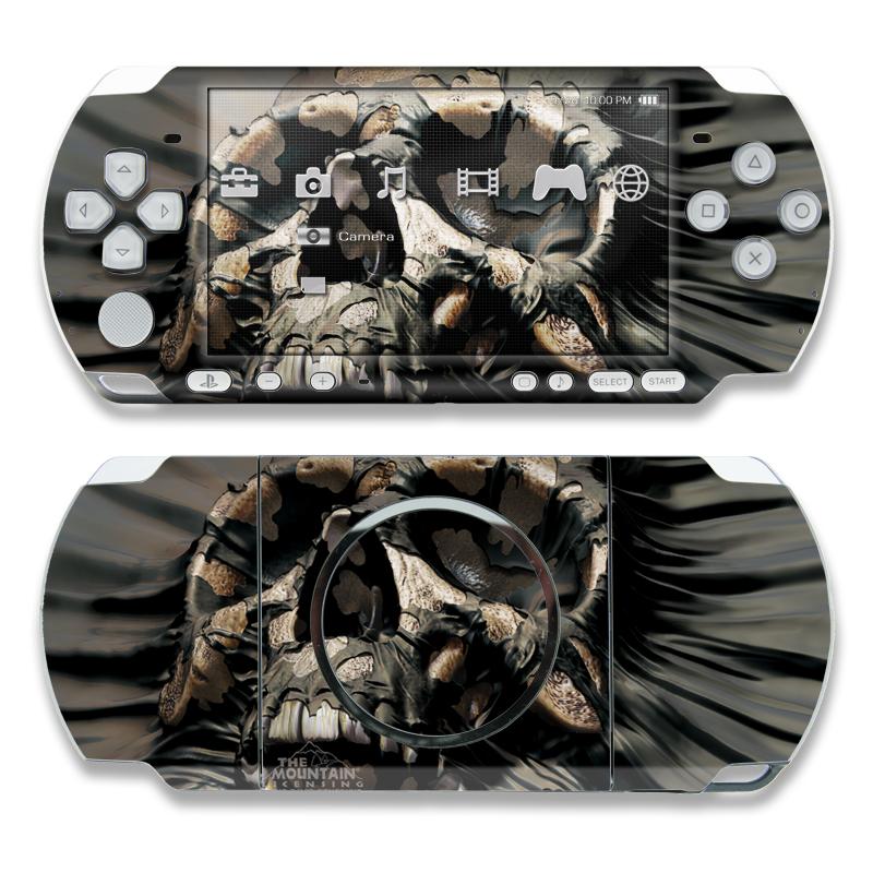 Skull Wrap PSP 3000 Skin