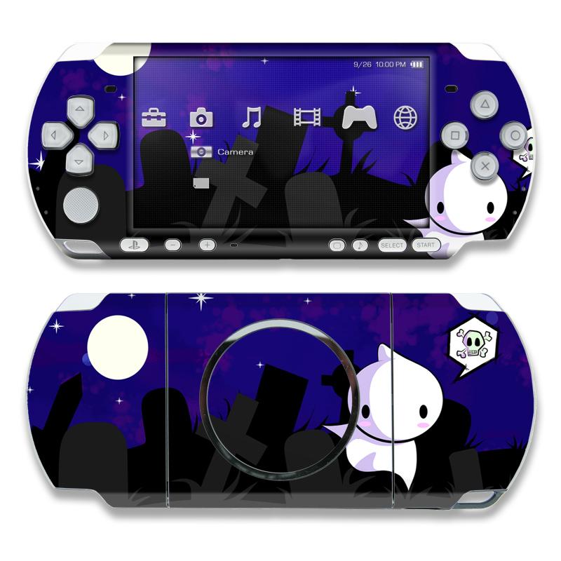 Spectre PSP 3000 Skin