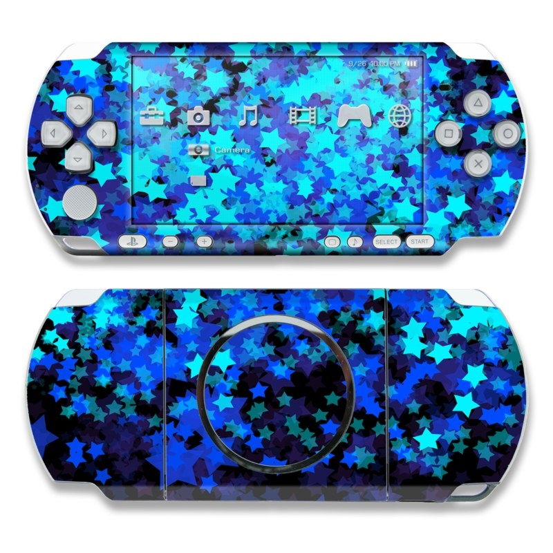 Stardust Winter PSP 3000 Skin