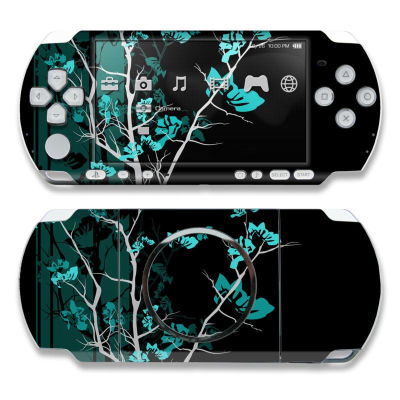 Aqua Tranquility PSP 3000 Skin