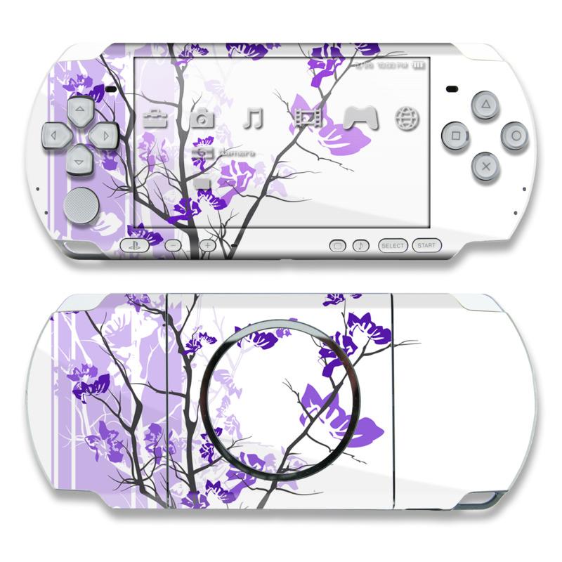 Violet Tranquility PSP 3000 Skin
