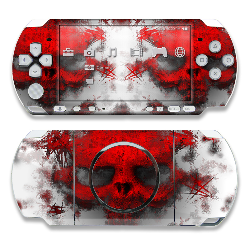 War Light PSP 3000 Skin