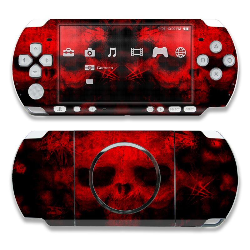 War PSP 3000 Skin