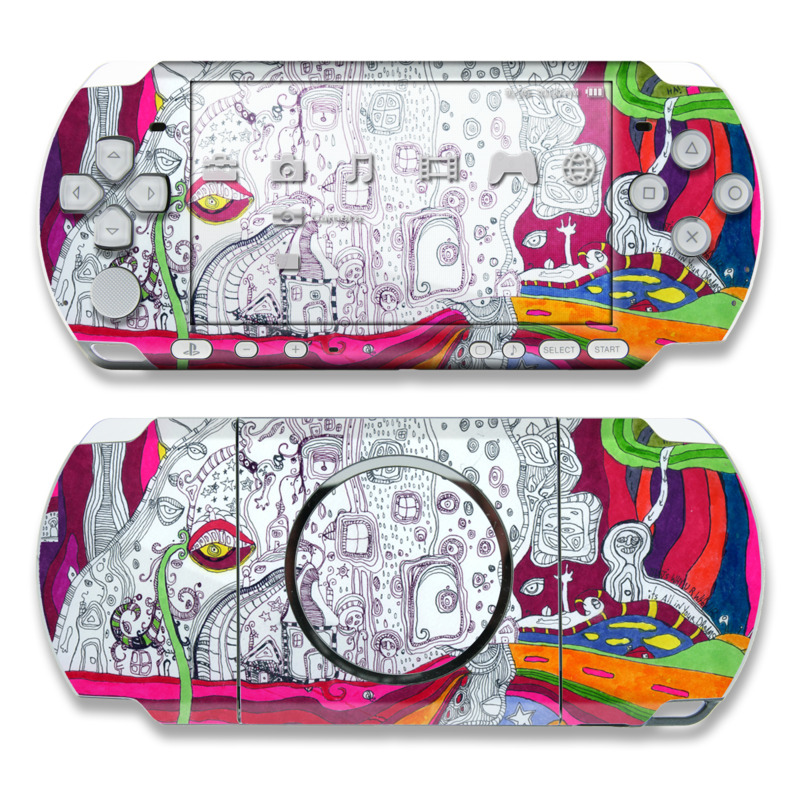 In Your Dreams PSP 3000 Skin